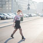 The Law on Jaywalking and Hitchhiking